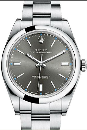 mens steel rolex oyster perpetual 39mm rhodium dial,oyster bracelet,video review,(VIDEO Review) Mens Steel Rolex Oyster Perpetual 39mm Rhodium Dial, Oyster Bracelet,