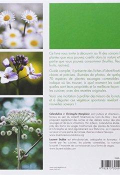 Livres Couvertures de Le petit traité Rustica des plantes sauvages comestibles