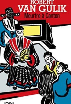 Livres Couvertures de Meurtre à Canton