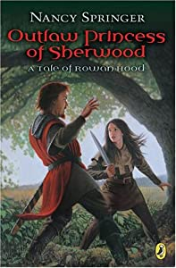 "Cover of ""Outlaw Princess of Sherwood: A ..."
