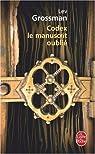 Codex, le manuscrit oublié