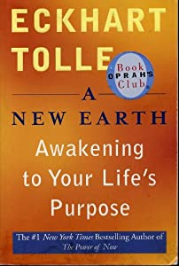 "Cover of ""A New Earth: Awakening to Your ..."