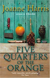 "Cover of ""Five Quarters of the Orange"""