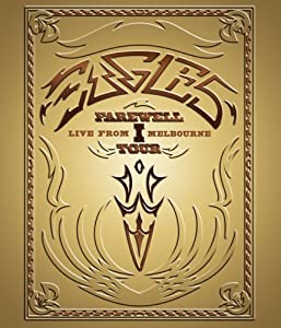 """Cover of """"Eagles: Farewell 1 Tour - Live ..."""