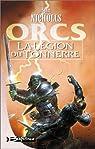 Orcs, tome 2 : La Légion du tonnerre