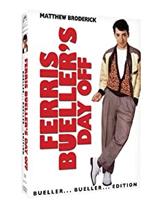 """Cover of """"Ferris Bueller's Day Off Buelle..."""
