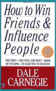 """Cover of """"How to Win Friends & Influence ..."""
