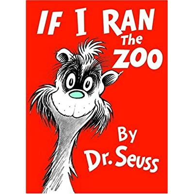 If I Ran the Zoo cover