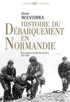 Livres Couvertures de Histoire Du Débarquement En Normandie