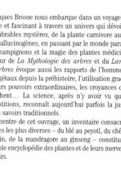 Livres Couvertures de La magie des plantes