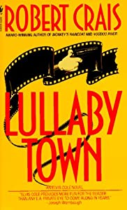 "Cover of ""Lullaby Town : An Elvis Cole No..."