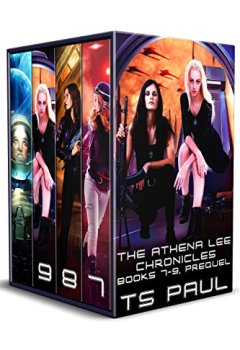 Buchdeckel von Chronicles of Athena Lee Book 3 (English Edition)