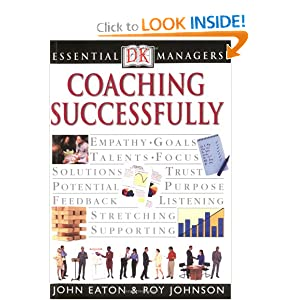 Coaching Successfully (DK Essential Managers)