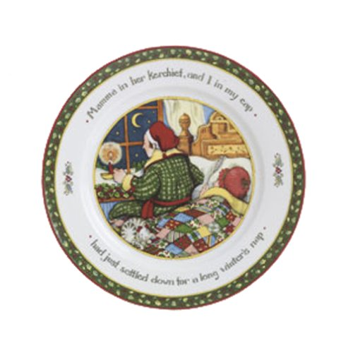 Big Discount event Portmeirion A Christmas Story Dinner Plates Series 2 Set of 4. Check the price today. Portmeirion A Christmas Story Dinner Plates ...  sc 1 st  teapotunique - WordPress.com : portmeirion christmas story dinnerware - pezcame.com