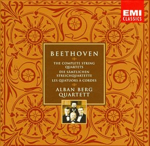 The Complete Beethoven String Quartets - by the Alban Berg Quartet