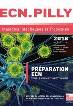 Livres Couvertures de ECN Pilly : Maladies infectieuses et et tropicales