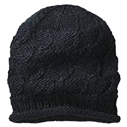 Product Image Mossimo Supply Co. Slouchy Cable Beanie - Black