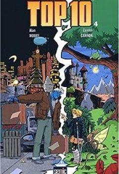 Livres Couvertures de Top 10, Tome 4 : Smax Le Barbare