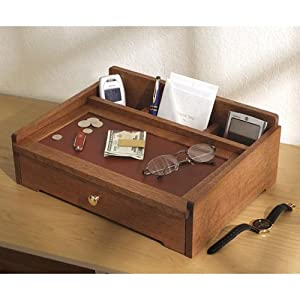 dressertop valet woodworking plans