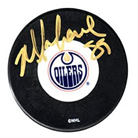 Its Official:  Mike Comrie Signed by Oilers!!!