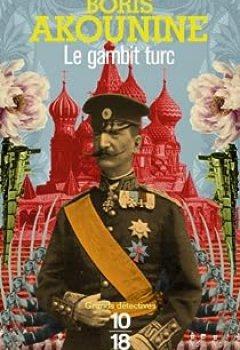 Livres Couvertures de Le Gambit Turc