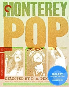 """Cover of """"Monterey Pop- Criterion Collect..."""