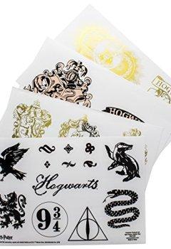 Livres Couvertures de Stickers Harry Potter Poudlard - Lot de 27