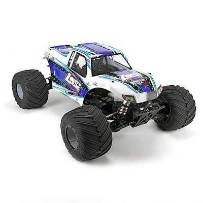 Monster-Truck-XL-RTR-AVC-15-4WD-White