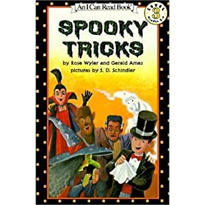 Spooky Tricks (An I Can Read Book Level 3)