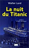 La nuit du Titanic