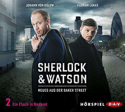 Sherlock & Watson - Neues aus der Baker Street (2) Ein Fluch in Rosarot - DAV 2015