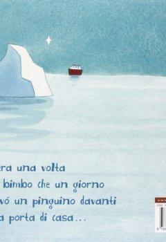 Copertina del libro di Chi trova un pinguino.... Ediz. illustrata