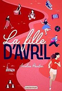 Livres Couvertures de La Fille D'avril