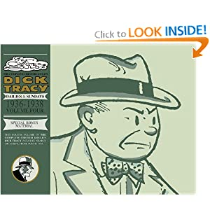 Complete Chester Gould's Dick Tracy Volume 4 (v. 4)