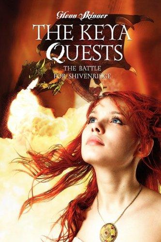 The Keya Quests by Glenn Skinner