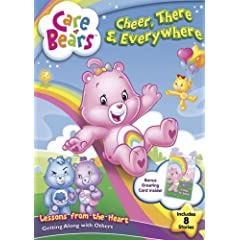 CARE BEARS: CHEER, THERE & EVERYWHERE 21