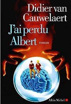 Livres Couvertures de J'ai Perdu Albert