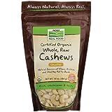 Now Foods: Cashews, Raw Organic, 10 oz