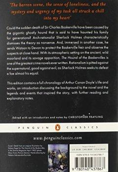 Livres Couvertures de The Hound of the Baskervilles