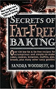 "Cover of ""Fat-free Baking"""