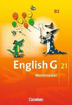 Abdeckung English G 21 - Ausgabe B: Band 2: 6. Schuljahr - Wordmaster: Vokabellernbuch