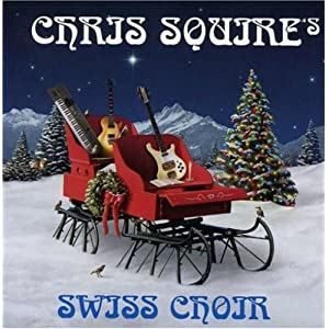 Cover art for Chris Squire's Swiss Choir
