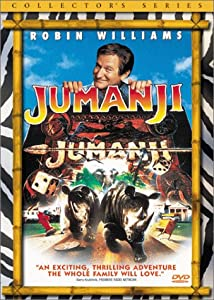 "Cover of ""Jumanji (Collector's Series)"""