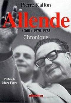Livres Couvertures de Allende, Chili, 1970 1973