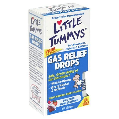 Little Tummys Gas Relieve Drops