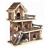 Trixie Natural Living Hamsterhaus Tammo, 25 × 30 × 12 cm