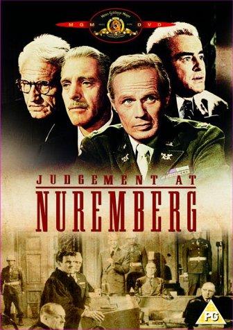 Judgement At Nuremberg [1961] [DVD]