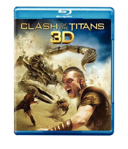 Clash of the Titans (Three Disc: Blu-ray 3D / Blu-ray / DVD / Digital Copy)-Warner Home Video