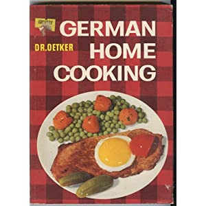 Amazon German Home Baking