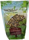 Food To Live ® Organic Walnuts (Raw, No Shell) (1 Pound)